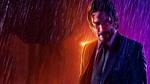 Обои Keanu Reeves / Киану Ривз в роли Джона Уика из фильма John Wick: Chapter 3 - Parabellum / Джон Уик 3