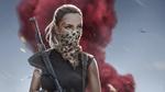 Обои Девушка-солдат из игры PlayerUnknowns Battlegrounds, by S XZ