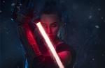 Обои Героиня Dark Rey в Звездных войнах, by EnotArt