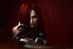 Обои Katarina / Катарина из игры League of Legends / Лига Легенд, by MilliganVick
