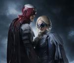 Обои Hawk and Dove / Ястреб и голубь из сериала Titans / Титаны
