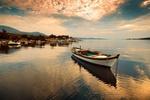 Обои Лодка на воде, by Mehmet Emin Ergene