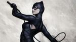 Обои Catwoman / Женщина-кошка из DC Comics, by Artgerm