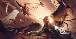 Обои Валькирии в бою, by pindurski