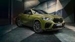 Обои Немецкий производитель авто BMW AG представил новый BMW X6 M Competition (F96), 2019 года