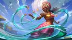 Обои Богиня Yemoja-покровительницей женщин из игры SMITE