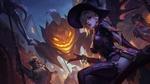 Обои Mercy / Ангел / Ангела Циглер и другие герои игры Overwatch / Дозор проводят Halloween Parade / Парад на Хэллоуин, by ye yuan