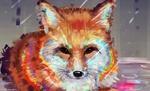 Обои Рыжая лиса, by Polina 1NFIN1TY Cheliadinova