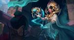 Обои Kalyia - Astral healer / Калия-астральный целитель, by Gabriel Zanini