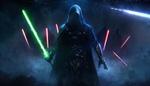 Обои Luke Skywalker / Люк Скайуокер из фильма Star Wars / Звездные Воины, by Salvador Trakal