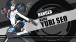 Обои Yuri Seo / Юри Со из аниме Closers: Side Blacklambs / Доводчики: Отряд «Черные агнцы», by FiRaFi