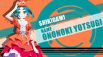 Обои Yotsugi Ononoki / Ецуги Ононоки из аниме Monogatari Series: Second Season / Цикл историй: Второй сезон, by FiRaFi