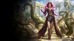 Обои Древнегреческая богиня плодородия и царства мертвых Persephone / Персефона из игры Smite, by MarmaduX