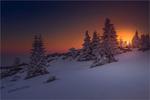 Обои Утро на Штубальпе в Штирии, в Австрии, фотограф Friedrich Beren