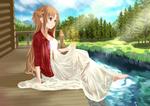 Обои Asuna / Асуна из аниме Sword Art Online / Мастера Меча Онлайн