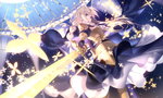 Обои Alice Synthesis Thirty / Алиса Синтезис Сети из аниме Sword Art Online Alicization / Мастера Меча Онлайн Алисизация