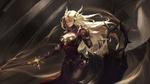 Обои Leona / Леона из игры League of Legends / Лига Легенд, by JSYYY