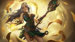 Обои Janna / Жанна из игры League of Legends / Лига Легенд, by JSYYY