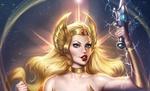 Обои Персонаж she-ra из мульсериала Ши-Ра и Непобедимые принцессы, by AyyaSAP