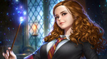 Обои Hermione Granger / Гермиона Грейнджер из серии книг о Harry Potter / Гарри Поттере, by NeoArtCorE