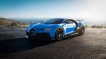 Обои Представлен облегченный Bugatti Chiron Pur Sport, 2021 года