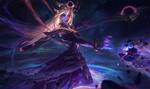 Обои Lux, Lady of Luminosity / Люкс, Леди Свечения из игры League of Legends / Лига Легенд, by Bo Chen