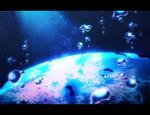 Обои Планета под водой