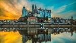 Обои Дворец - замок Альбрехтсбург в позднеготическом стиле, Germany Meissen / Германия, Мейсен, by Gurcan Kadagan