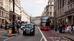 Обои Уличная суета города Лондон, Англия / London, England