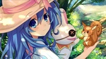 Обои Yoshino / Йошино из аниме Date A Live / Рандеву с жизнью, by EmilySweet20