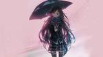 Обои Yukino Yukinoshita / Юкино Юкиношита из аниме Yahari Ore no Seishun Love Comedy wa Machigatteiru / Розовая Пора Моей Школьной Жизни Сплошной Обман