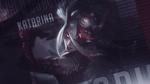 Обои Katarina / Катарина арт к игре League of Legends / Лига Легенд