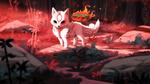 Обои Японская мифическая лисица из игры Okami / Оками, by Neytirix