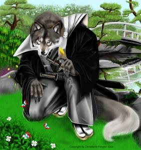 Фото Волки, просто волки. (© Anatol), добавлено: 25.04.2010 19:31