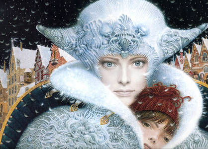 Фото снежная королева (© Anatol), добавлено: 31.05.2010 00:38