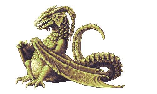 Фото Золотой дракон