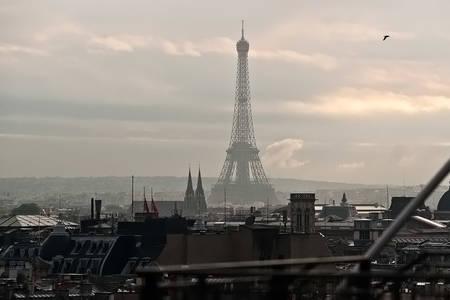 Фото Башня Эйфеля и Другого совсем недавно