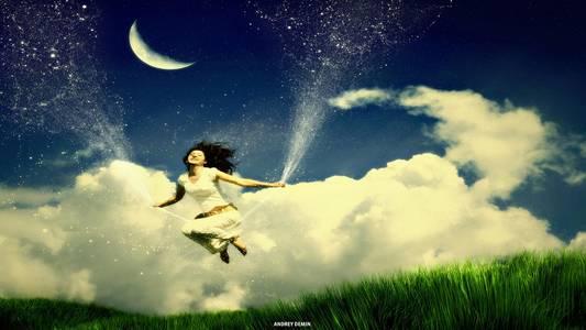 Фото Красочных снов. Грусть... тишина и звёздное небо. (© Anatol), добавлено: 18.06.2010 01:05
