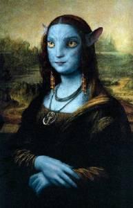 Фото Голливуд в Викторианском стиле Аватар Мона Лиза (© Radieschen), добавлено: 30.06.2010 18:07
