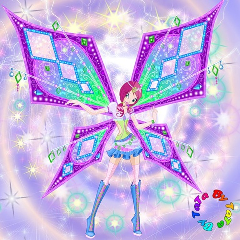 Картинки муза кристаликс