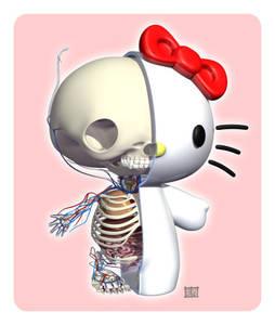 Фото Веселая Kitty в разрезе (© Magbet), добавлено: 06.07.2010 00:04