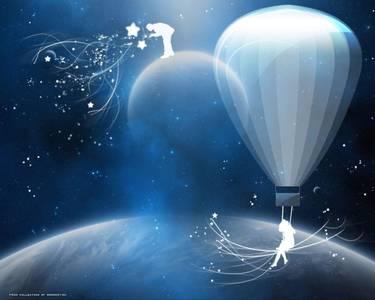 Фото Путешествие на воздушных шарах