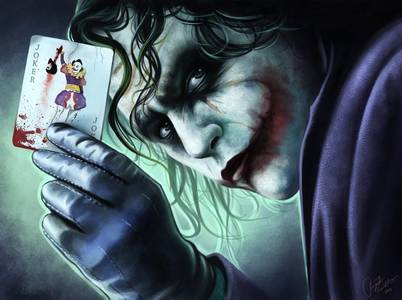 Фото Why So Serious?  (Joker) (© Anatol), добавлено: 27.07.2010 18:02