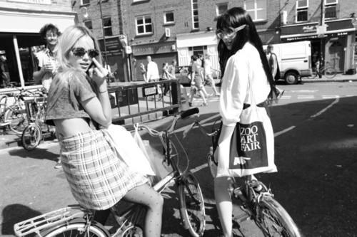 Фото Городские девушки