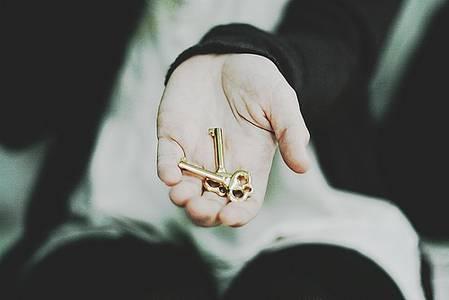 Фото Золотой ключик