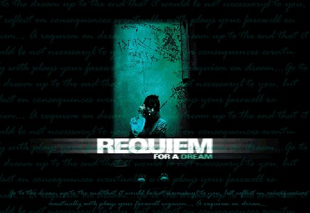 Фото requiem for a dream