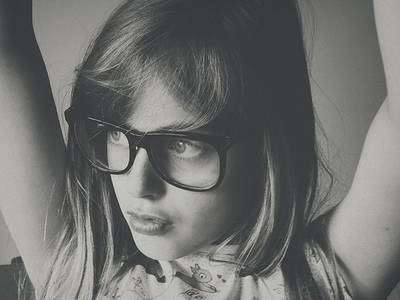 Фото Девушка в очках (© Юки-тян), добавлено: 01.09.2010 15:33
