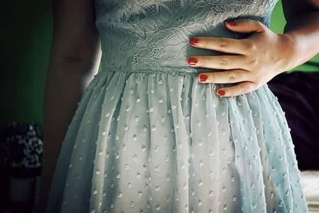 Фото Девушка в платьице (© Юки-тян), добавлено: 01.09.2010 17:10