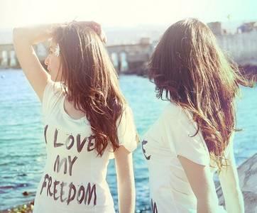 Фото 2 девушки (I love my freedom)
