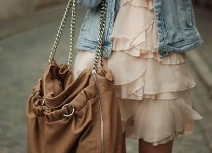 Фото Девушка с сумкой (© Юки-тян), добавлено: 06.09.2010 18:03